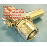 Wholesale Outdoor Antenna Surge Arrestors Lightning Protection 7/16 DIN Female to Female DIN-KK-2 from china suppliers