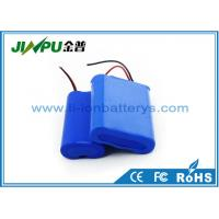 Wholesale Rechargeable 18650 Lithium - Ion Battery Pack / Li Ion 12V 4400Mah Battery Pack from china suppliers