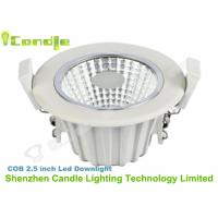 Wholesale High Efficiency 2.5 Inch Cree Led Downlights 3w Natural White 2700k - 6500k from china suppliers