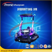Wholesale Interactive Video Game Vibrating VR Simulator With Virtual Reality Swim Platform from china suppliers