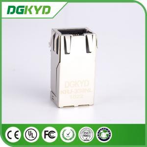 Wholesale 1000BASE 12 Pin RJ45 Modular Jacks from china suppliers