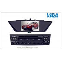 Wholesale Two DIN Car DVD Player for BMW-E84/X1 with GPS/TV/BT/RDS/IR/AUX/IPOD from china suppliers