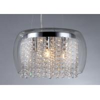 Wholesale Glass Cover Modern Chandelier Lighting , Glass Pendant Lights from china suppliers