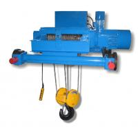 Wholesale Light Duty Double Girder Electric Steel Wire Rope Hoists SH Light Type Durable from china suppliers