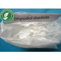 Wholesale 99% Purity female Estrogen steroid hormone Ethynodiol diacetate CAS 297-76-7 from china suppliers