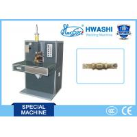 Wholesale Carbon-Electrode Pneumatic Spot Welding Machine Silver Contacts / Points from china suppliers