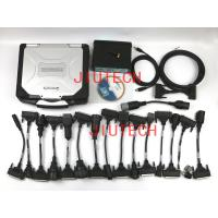 Quality Universial Heavy Duty Truck Diagnostic Scanner  Test Full Set with CF30 laptop tool for sale