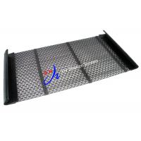 Wholesale High Carbon Steel W Perforated Mesh Panels Self Cleaning Screen For Aggregate Industry from china suppliers