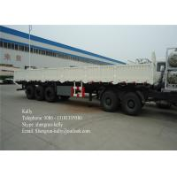 Wholesale Shengrun 2 / 3 Axles cargo carrier transport side wall trailer for sale from china suppliers