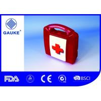 Wholesale Water Resistance Empty First Aid Containers , Runners First Aid Kit  For Outdoor from china suppliers