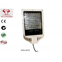 Wholesale 40W Waterproof LED Street Light Fixtures , Exterior LED Street Light Housing for Roadway from china suppliers