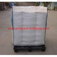Quality 1000kg Baffle Bulk bags Q Bag for Fertilizer Urea , Environment-friendly for sale