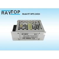 Wholesale LED Light Metal Cased Switching Mode Power Supply 24V 1A  CE RoHS FCC Approved from china suppliers