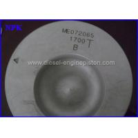 Wholesale ME072065 Engine Piston Head Shapes , Mitsubishi High Compression Pistons from china suppliers