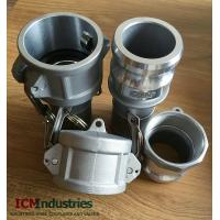 Buy cheap Aluminum Camlock Quick Coupling from wholesalers