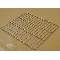 Wholesale Food Grade Wire Basket Cable Tray , 304 SS Wire Mesh Basket Tray Electropolishing from china suppliers