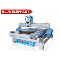 Wholesale 1325 4 Axis MDF Cutting Cnc Router Machine for Aluminum Windows from china suppliers