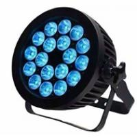 Buy cheap Rgbwa Uv 6 in 1 18x18w Led Par Stage Lighting 18x10w Slim Par Christmas Lighting from wholesalers
