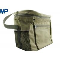 Wholesale New Cheap Lunch Cooler Duffle Bag with Side Mesh Lunch Custom Printing Camping from china suppliers