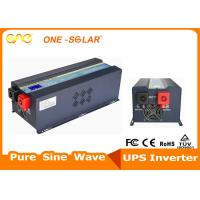Wholesale Full Watts Pure Sine Wave Inverter 24V 48V Low Frequency For UPS / Solar System from china suppliers