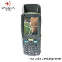 Wholesale PDA Barcode Scanner Mobile POS Device / Android 4.0 Data Collection Terminal from china suppliers