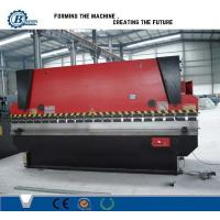 Wholesale Auto PLC Control Hydraulic Bending Machine For Roofing Sheet , ISO / CE Approved from china suppliers