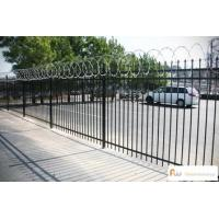 Wholesale Electric Galvanized Fence Security Wire , Gardens Cross Razor Wire CBT 28 30 from china suppliers