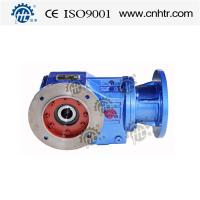 Wholesale HKAF Flange Mounted Bevel Gear Reducer / Helical Bevel Reduction Gearbox For Conveyor Belt from china suppliers