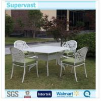 Wholesale Metal Furniture Modern Outdoor Dining Set Cast Aluminum Table And Chairs from china suppliers