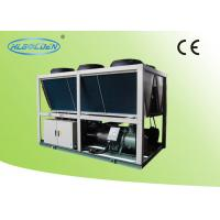 Wholesale Commercial 60Ton Air Cooled Screw Chiller Refrigeration For Air Conditioner from china suppliers