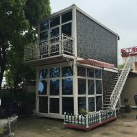 Wholesale Residential Lightweight Steel Fabricated House Level 6 Earthquake Type Fast Installation from china suppliers