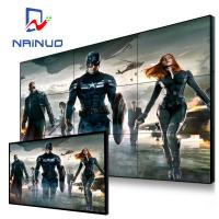 Wholesale Original Samsung 55 Video Wall , 3.5mm Indoor Video Wall Advertising Full Color from china suppliers