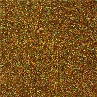Buy cheap Holographic Gold Hexagon Shape Glitter Powder (PHS03) from wholesalers