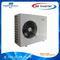 Wholesale High Efficiency EVI Heat Pump Air Source For Heating Or Cooling or DHW from china suppliers