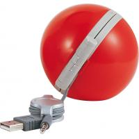 Wholesale USB Ball Shape/Mini Promotion Ball Speaker /For MP3/MP4 Player from china suppliers