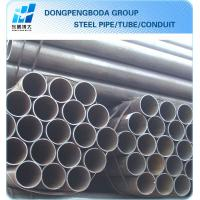 Wholesale black carbon steel pipe price per meter/ton in china manufacture made in China from china suppliers