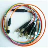 Wholesale International standard US Conec MPO to FC Harness & Fanout Cable Assemblies from china suppliers