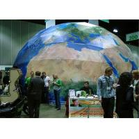 Wholesale PVC Fabric Geodesic Dome Tents Strong Steel Structure 25M Diameter from china suppliers