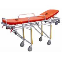 Wholesale Hospital Emergency Ambulance Stretcher Trolley Aluminum Alloy Automatic Loading Stretcher ALS-S004 from china suppliers