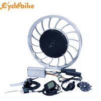"Wholesale High torque 20"" 48v 1000w e bike dc hub motor electric bike conversion kit from china suppliers"
