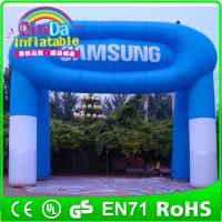 Wholesale Best quality inflatable arch, advertising arch, inflatable archway from china suppliers