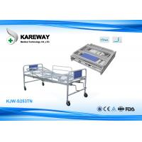 Wholesale Two Cranks Manual Care Bed With Portable Folding Easy Take For Home Use from china suppliers