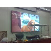 Wholesale Two Full HD Signals LED Broadcast Video Wall Touch Screen For Conference 5.3mm from china suppliers