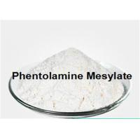 Wholesale Phentolamine Mesylate 65-28-1 Steroid Cutting Cycle For Women Pheochromocytoma Treatment from china suppliers