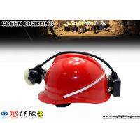 Wholesale GS5-B 5.6AH IP67 LED Cap Lamp Underground Mining Three Chaging Modes from china suppliers