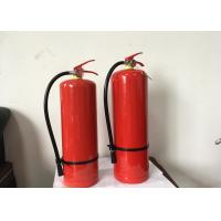 Wholesale Stored Pressure Water Mist Fire Extinguisher Black / Red For Household from china suppliers