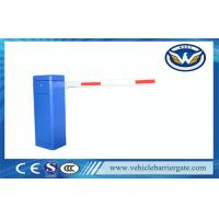 Wholesale Straight Boom Vehicle Barrier Gate Automatic Traffic Barrier With Single Bar from china suppliers