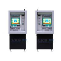 Wholesale 17'' Touch Monitor ATM Money Machine Customized With Cash Dispenser from china suppliers