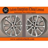 Wholesale 17inch Toyota Replica Wheels Silver Machine Face Aluminum Rims For CAMRY from china suppliers
