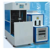 Wholesale 5L - 10L PET Plastic Blow Moulding Machine Semi Automatic For Mineral Water Bottle from china suppliers